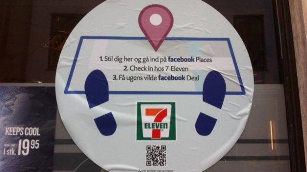 7eleven Facebook Deal