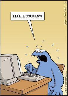 Cookies monster