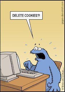 Cookies monster