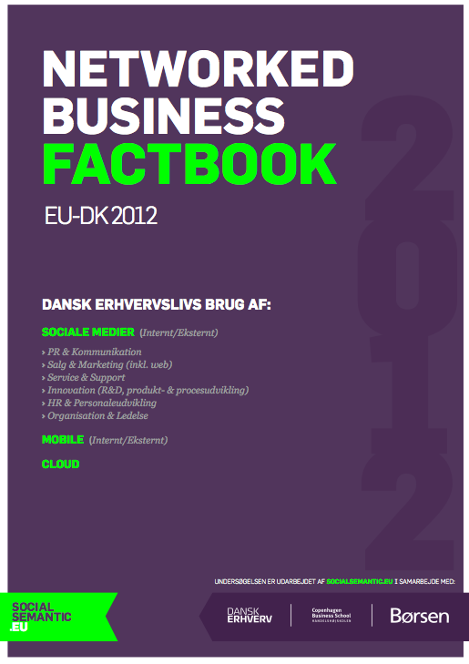 Networked Business FACTBOOK 2012