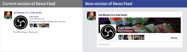 Nyt facebook newsfeed
