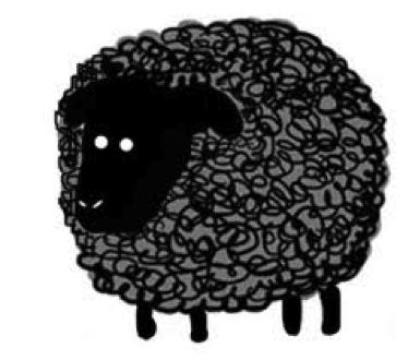 Banneret er blevet det sorte får i den digitale flok