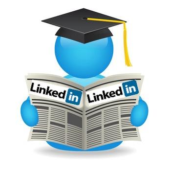 LinkedIn studerende