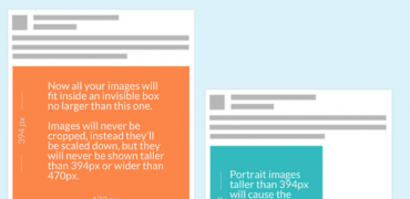 Facebook photo sizes infographic cover