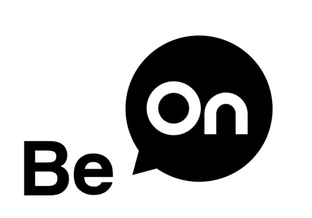 Be-On-logo