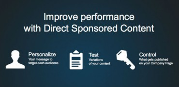 LinkedIn Direct Sponsored Content