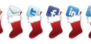 Sociale medier klar til jul