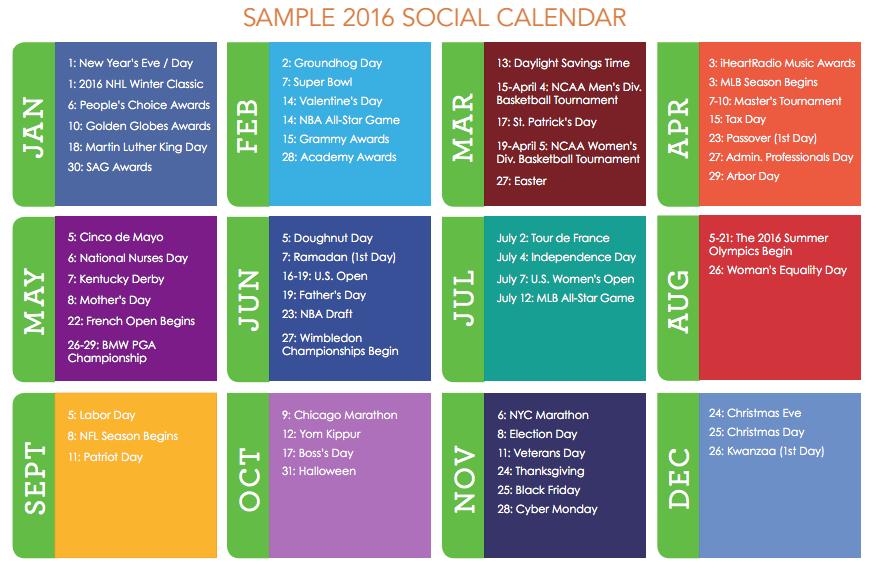 Social-media-calendar-mærkedage