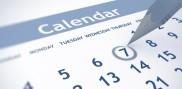 Effektiv Social media calendar