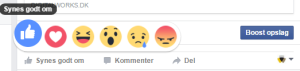 Facebook Reactions_Digital Works