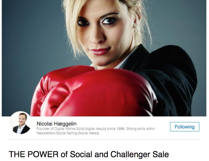 LinkedIn blog post cover foto