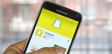Proffesionelt brug af Snapchat på B2B
