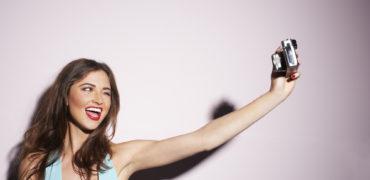 Instagram - selviscenesættelse for den selvfede