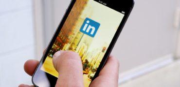 LinkedIn app - sikr bedre produktivitet